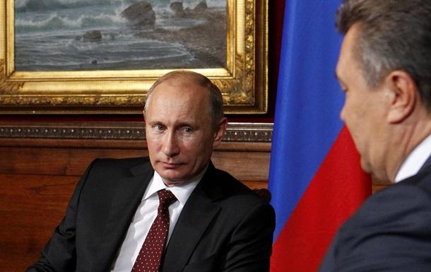 Путин советует Брюсселю не вмешиваться в политический кризис в Украине