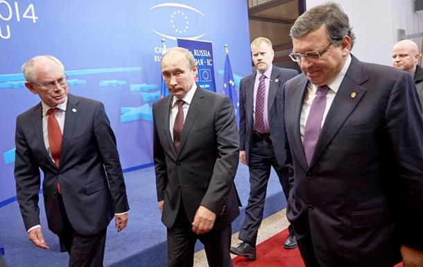 Как повлиял украинский вопрос на саммит ЕС-Россия