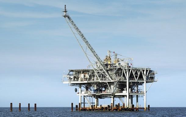 Цена природного газа на NYMEX резко падает вниз