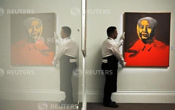 Портрет Мао кисти Уорхола оценили в 10 миллионов долларов