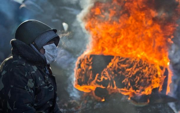 Активисты Майдана не собираются расходиться и выполнять условия закона об амнистии