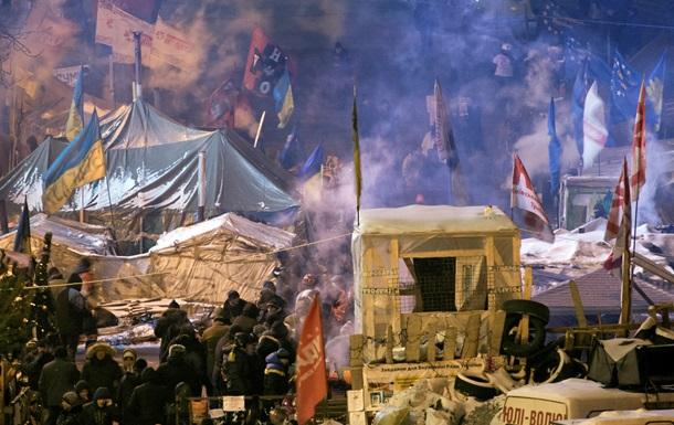 Силовой вариант разгона Майдана еще возможен – Парубий