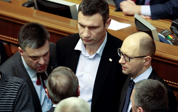 Госсекретарь США провел видеоконференцию с лидерами украинской оппозиции