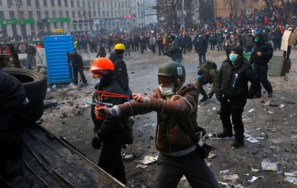 По закону об амнистии суд освободил десять участников массовых беспорядков в Киеве