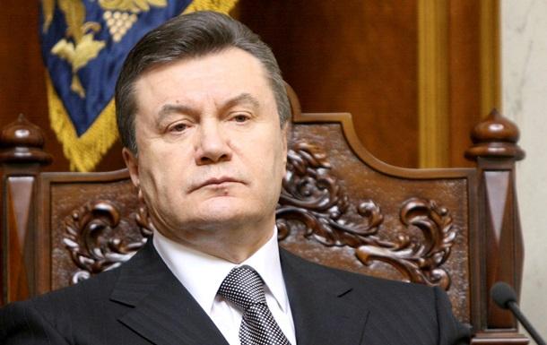 Виктор Янукович в понедельник выйдет на работу после больничного