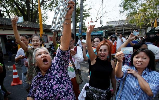 ЦИК Таиланда отказалась огласить результаты выборов