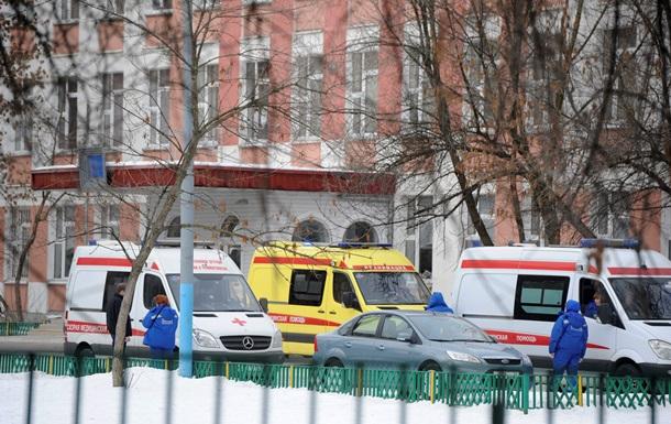 Стрельба в московской школе: убиты полицейский и учитель, на место ЧП приехал Собянин