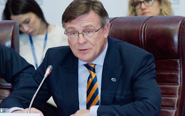 Украина не получала предложения от ЕС о финансовой помощи - Кожара