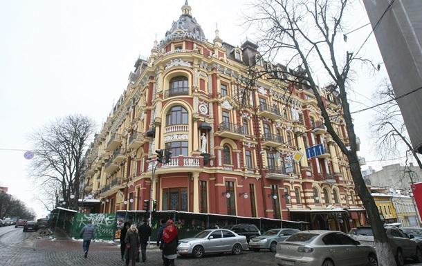 Корреспондент: Крупнейшие международные сети открывают в Киеве новые брендовые отели