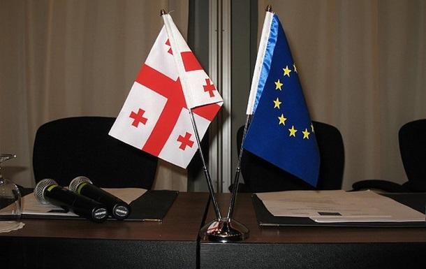 Соглашение об ассоциации Грузии с ЕС подпишут в августе