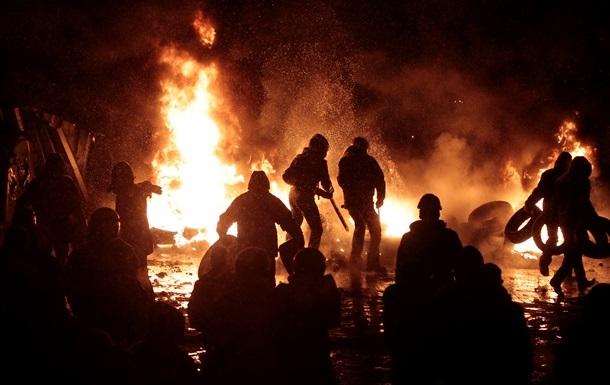 Суд смягчил меры пресечения еще восьми участникам массовых беспорядков в Киеве