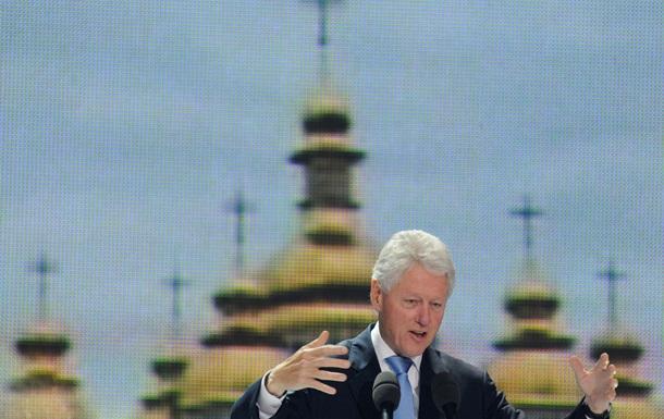Билл Клинтон поддержал Евромайдан в своем Twitter
