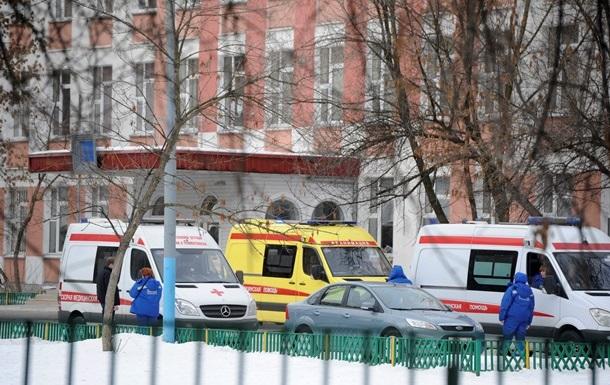 Полицейский, раненный при стрельбе в московской школе, пришел в сознание