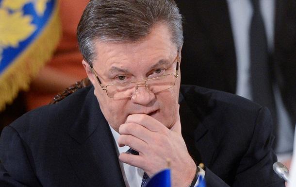 Янукович обещает мир, но готовится к войне - российские СМИ