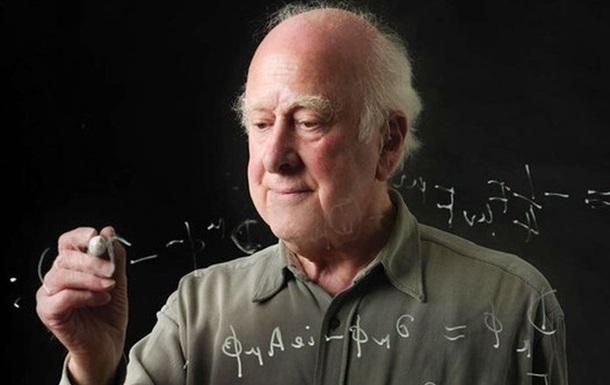 Физик Питер Хиггс признан ученым номер один в мире