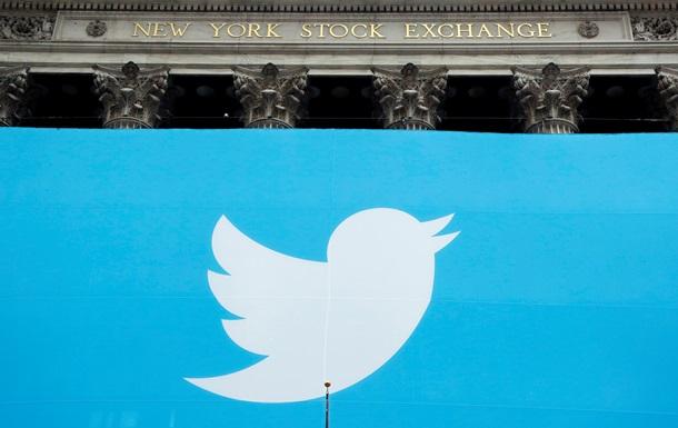 Сервис микроблогов Twitter отчитался о годовой выручке