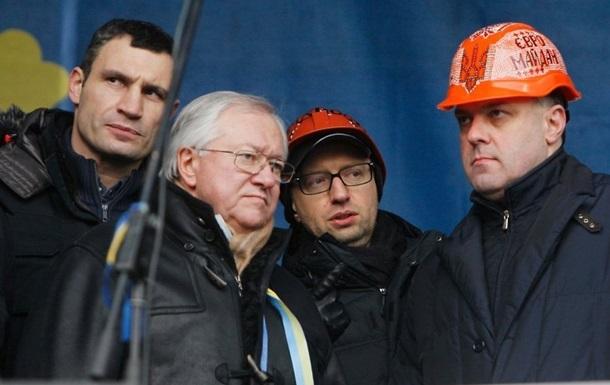 Лидеры оппозиции взяли на себя больше полномочий, чем делегировал Майдан - Олийнык