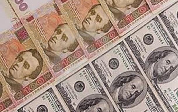 К закрытию на межбанке доллар упал до 8,78/8,88 гривен