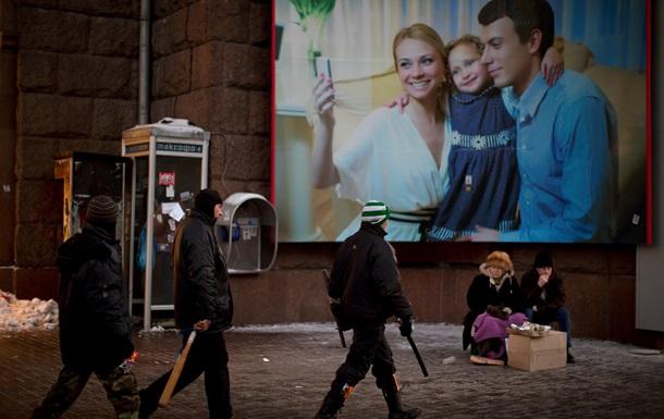 КГГА в 2014 году планирует получить в бюджет города 150 млн грн поступлений от рекламы
