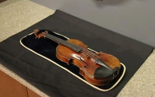 В США нашли украденную скрипку Страдивари стоимостью пять миллионов долларов