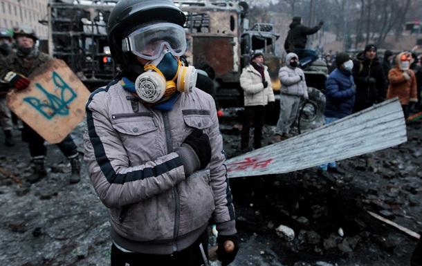 Захарченко: Радикалы готовились к силовому противостоянию с милицией более двух лет