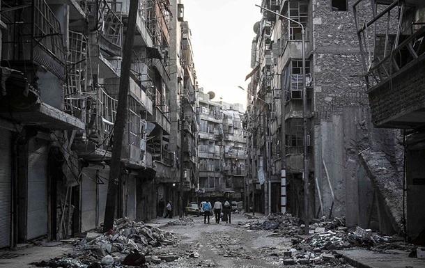 В Сирии боевики обстреляли город Алеппо, погибли девять человек