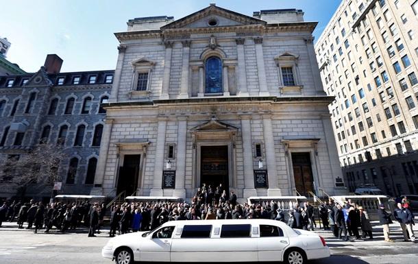 В Нью-Йорке похоронили известного актера Филипа Сеймура Хоффмана
