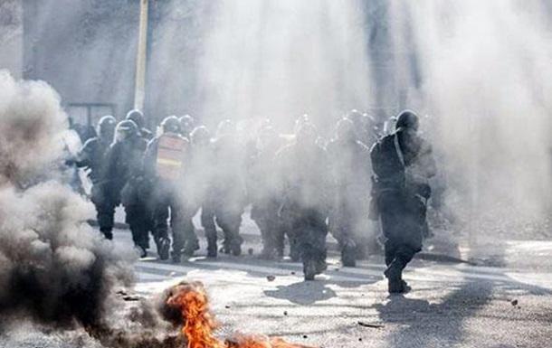 В результате антиправительственных протестов в Боснии пострадали более 200 человек