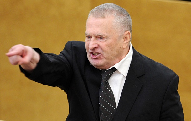 Жириновский считает, что украинский язык придумали в Вене на базе польского