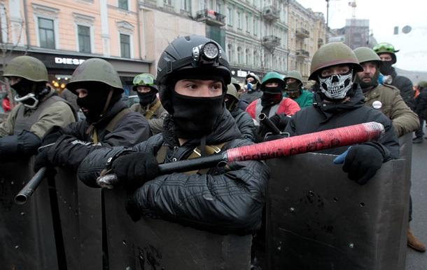 Демонстранты под Лукьяновским СИЗО требуют освобождения заключенных