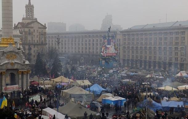 На Майдане откроют курсы для активистов