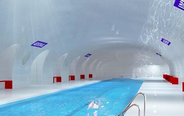 В Париже заброшенные станции метро могут переделать в бассейны