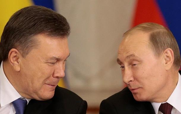 Янукович и Путин в Сочи обсуждали нового премьера и очередной транш российского кредита – политолог