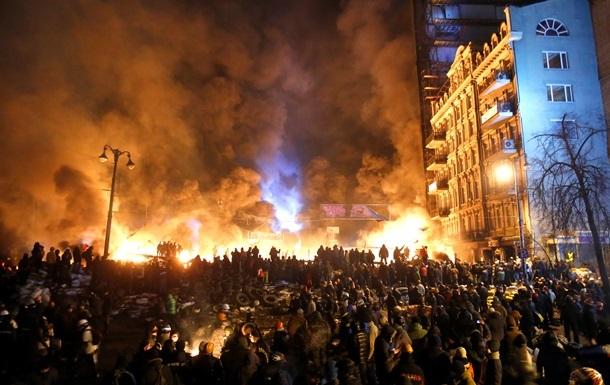 Закон об амнистии аннулируют, если демонстранты через неделю не освободят админздания - МВД