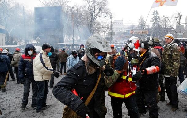 США допускают принятие дальнейших мер против лиц, причастных к силовому разгону Евромайдана