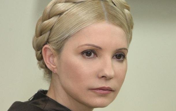 Суд отказался смягчить Тимошенко условия заключения