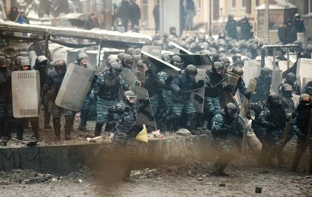 Amnesty International начала кампанию против безнаказанности милиции в Украине