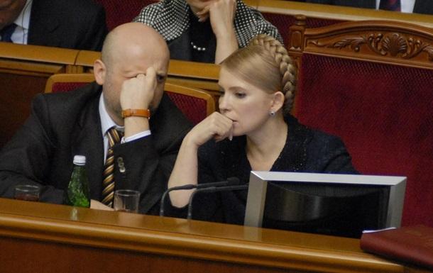 Оппозиционерам разрешили встретиться с Тимошенко