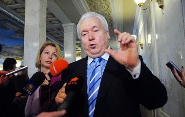ПР не исключает создание коалиционного правительства - Олийнык