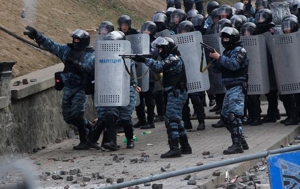 Треть россиян считают, что Беркут спасает Украину от раскола и анархии – опрос