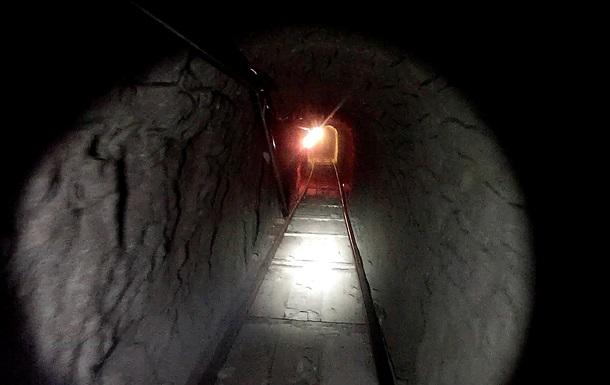 Полиция США обнаружила очередной подземный ход для переправки наркотиков