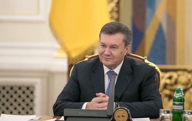 Янукович 14 февраля встретится с ветеранами войны в Афганистане