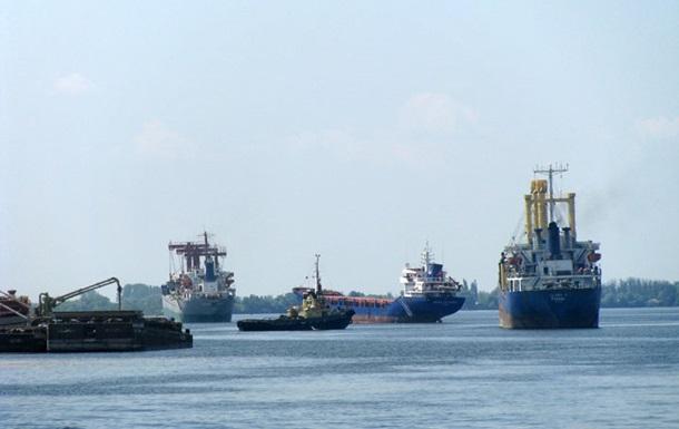 Туман парализовал движение судов на Херсонском и Бугско-Днепровско-Лиманском каналах