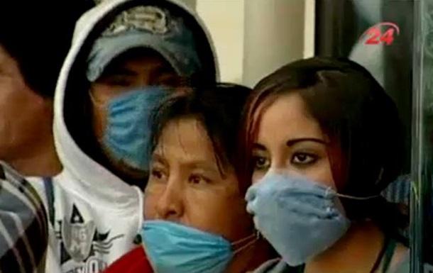 Жертвами свиного гриппа в Мексике стали около 500 человек