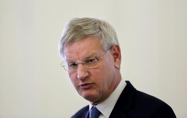Россия намерена вынудить Украину вступить в Евразийский союз - глава МИД Швеции