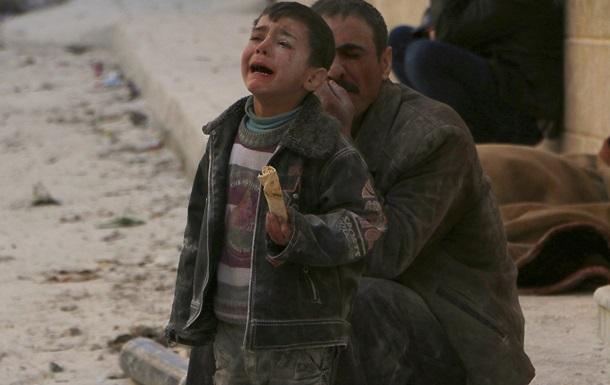 Сирийские экстремисты устроили публичную массовую казнь пленных