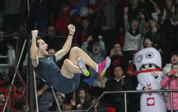 Выше всех. Как французский спортсмен побил  вечный  рекорд Сергея Бубки
