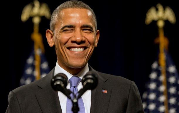 Обама поздравил в Twitter хоккейную сборную США с победой над Россией, назвав ее  огромной