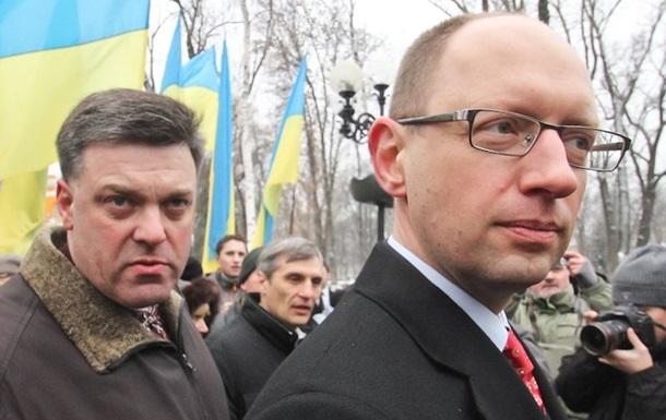 Лидеры оппозиции собираются следить за выполнением закона об амнистии