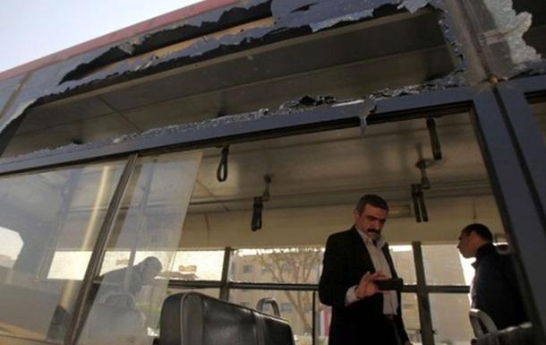 Туристический автобус в Египте мог взорвать смертник